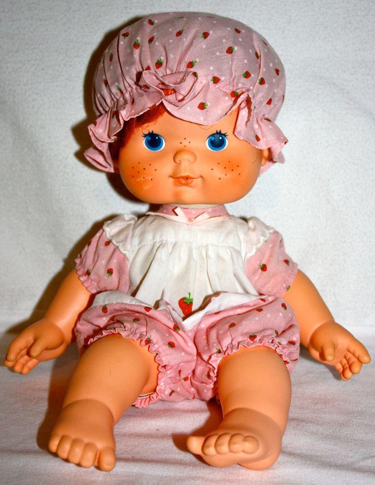 1980s Vintage Strawberry Shortcake