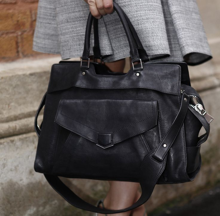 The new PS13 bag from Proenza Schouler – via Blame It On Fashion