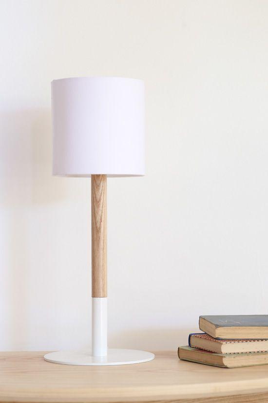 Geometric Lamp // Table Lamp // Bedside Lamp // Pedersen + Lennard