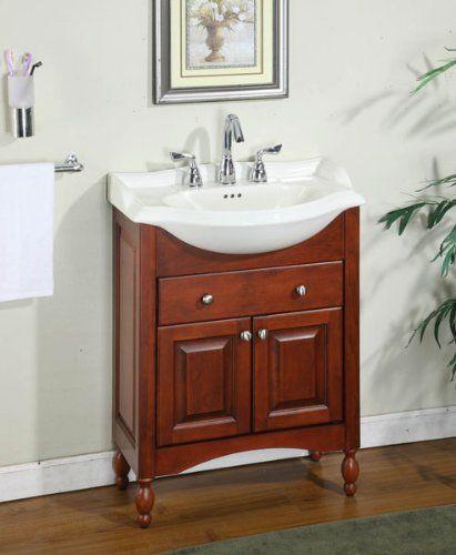 Master Bath Vanities And Chang E 3: Best 25+ Narrow Bathroom Vanities Ideas On Pinterest