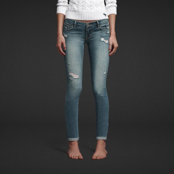 girls a super skinny jeans   girls jeans   abercrombiekids.com