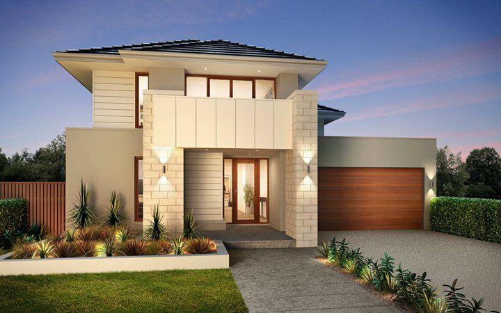 Metricon home designs the liberty nuvo facade visit for Metricon new home designs