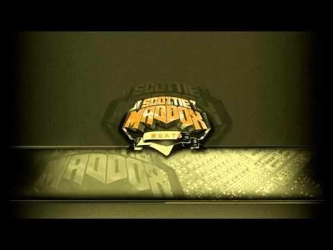 Moon Beat - Raw and hardcore hip hop instrumental - Scottie Maddox Beats