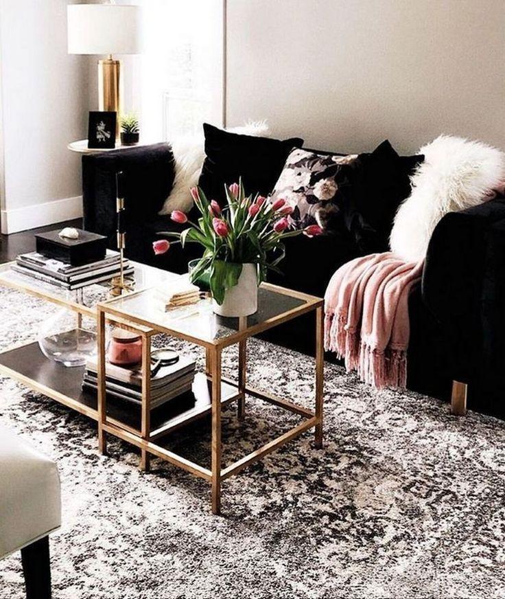 40+ Brilliant Contemporary Living Room Decor Ideas Try For You
