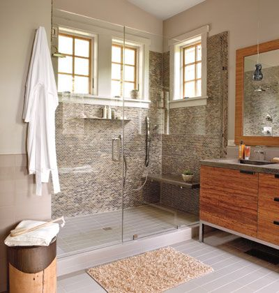 135 best Walk In Showers images on Pinterest