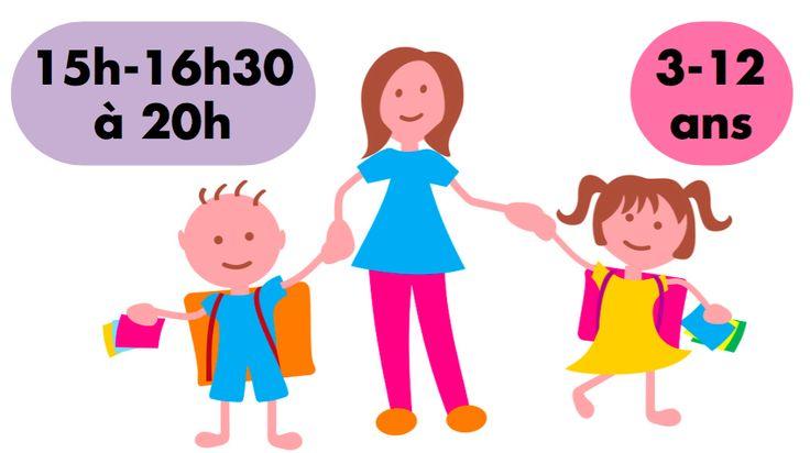 Happy Families - Sortie d'école St Jean Gabriel St Merri Renard Paris 75004