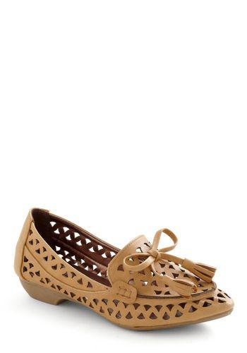 Good Point Flat: Points Flats, Summer Loafers, 2012 Shoes, Vintage Flats, Closet Covet, Modcloth 40, Flats 39 99, Modcloth Com, Retro Vintage