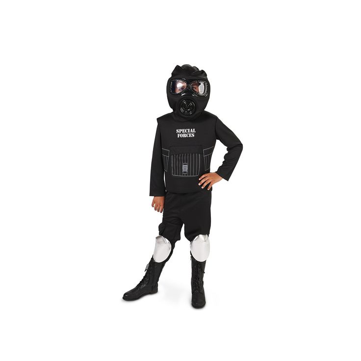 Kids Army Special Forces Child Costume, Boy's, Size: 12-14, Multicolor