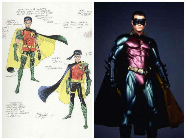 Worst Superhero Concept Art | List of Bad Comic Book Movie Concept Art