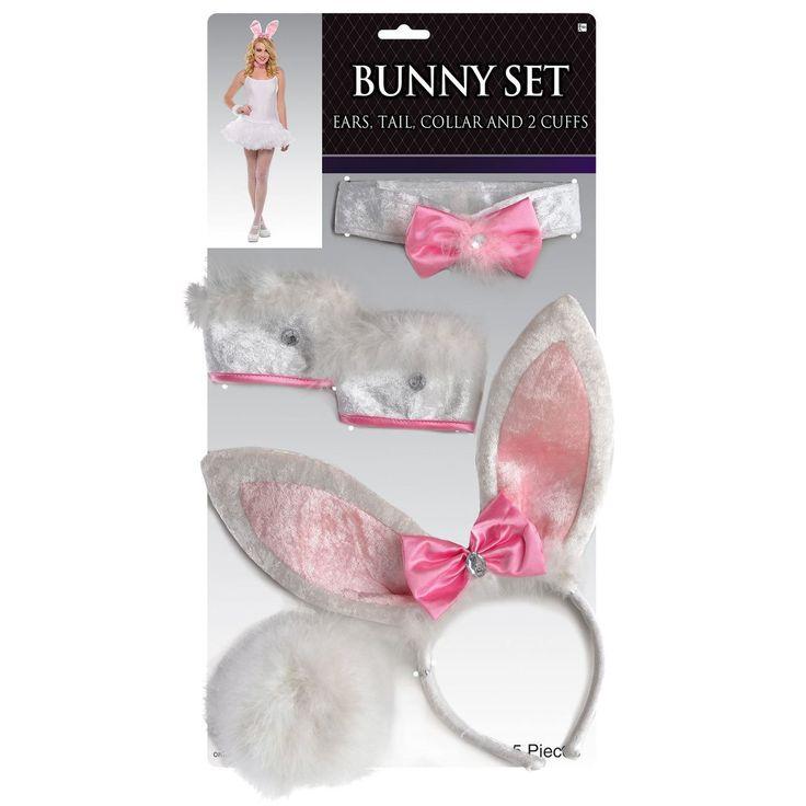 fancydressvip - Adult Play Bunny Girl Boy Rabbit Hen Night Set Costume Pack, £7.99 (http://www.fancydressvip.com/ladies/animals/adult-play-bunny-girl-boy-rabbit-hen-night-set-costume-pack/)