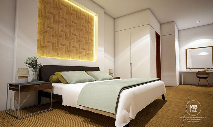 BG HOUSE -MASTER BEDROOM -MATARAM-LOMBOK-INDONESIA