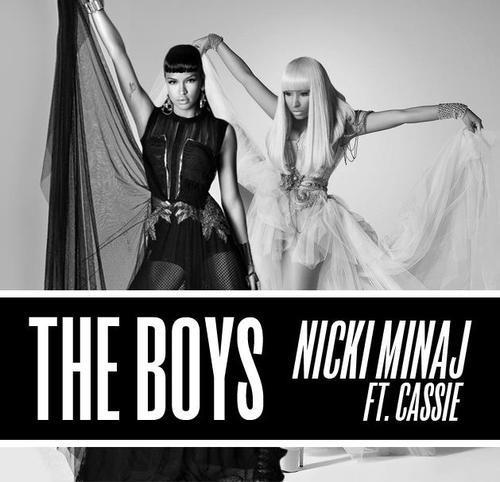 Nicki Minaj feat. Cassie – The Boys | MusicLife