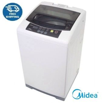 Good Prices Midea Fully Automatic Washing Machine 7kg MFW-701SOrder in good conditions Midea Fully Automatic Washing Machine 7kg MFW-701S You save MI176HAAA45TOJANMY-8269932 Home Appliances Washers & Dryers Washing Machines Midea Midea Fully Automatic Washing Machine 7kg MFW-701S