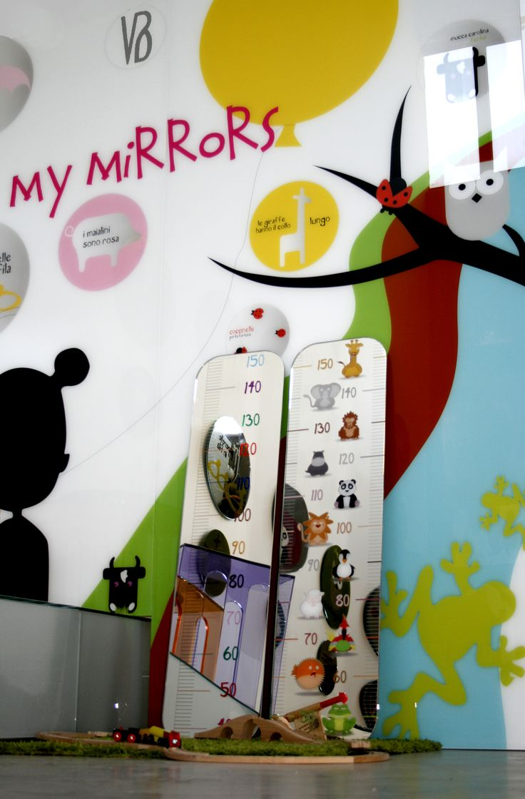 #mymirrors #mirrors #designforkids #kids #glass #colors
