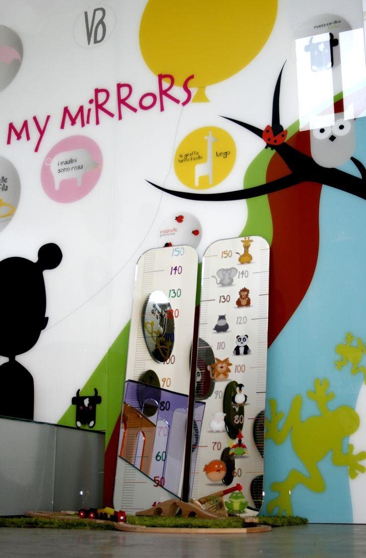 #mymirrors #mirrors #designforkids #kids #glass #colors