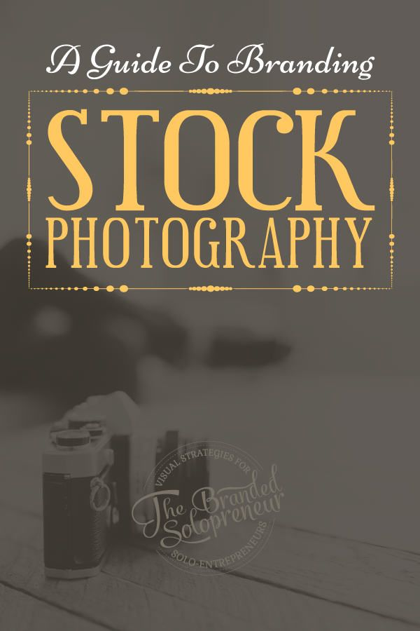 A Blogger's Guide To Making Stock Photography Your Own {with tons of examples}