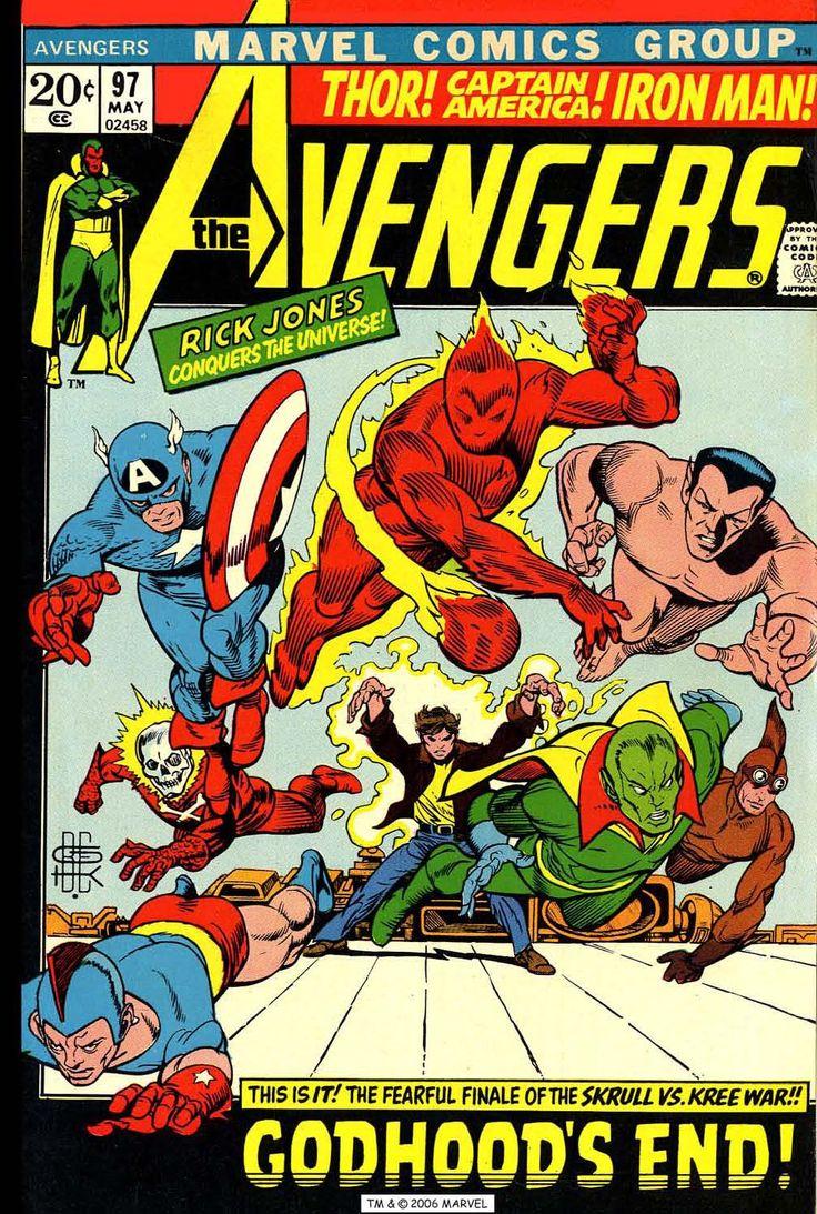 1387 Best Comics Avengers Images On Pinterest