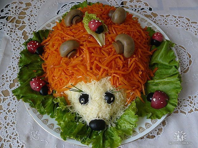 65 best salad decoration images on pinterest creative for Decoration salade