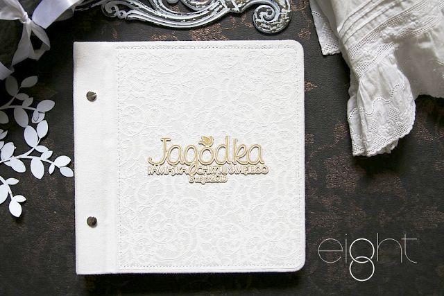 #baptism #photoalbum #album #white #lace #ecru #eightpl #eight #albums #giftideas #albumdesign