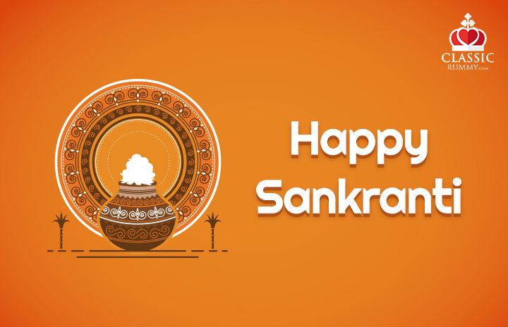 Classic Rummy Team Wishes All its player A Happy Sankranti!  #rummy #sankranti #pongal #classicrummy #onlinerummy