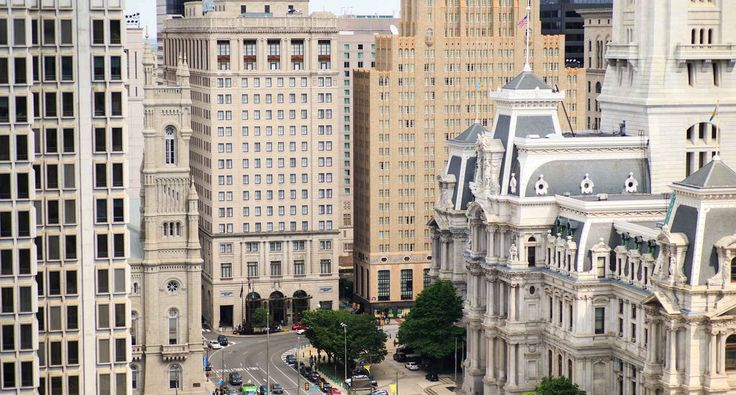Downtown Philadelphia Hotels | Courtyard Philadelphia