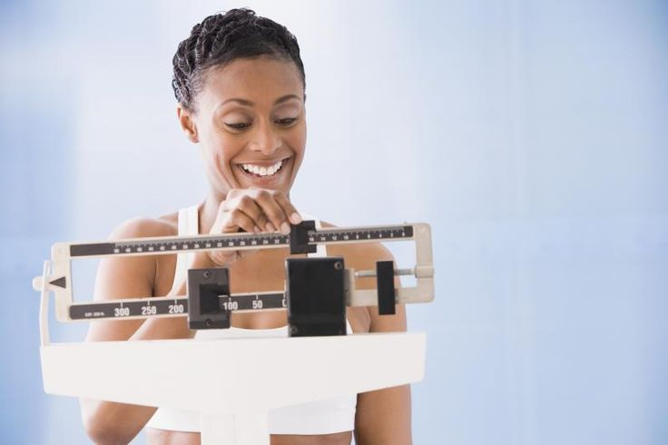 The Average Body Weight for Women