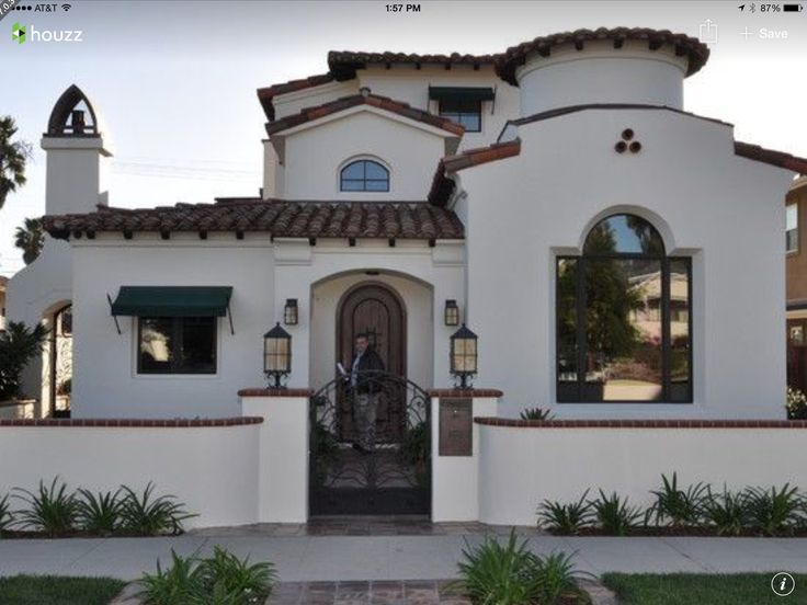702 best Spanish Colonial images on Pinterest | Spanish style homes Colonial Homes Designs For T on designs for manufactured homes, designs for log homes, designs for victorian houses, designs for bi level homes, designs for ranch style homes,