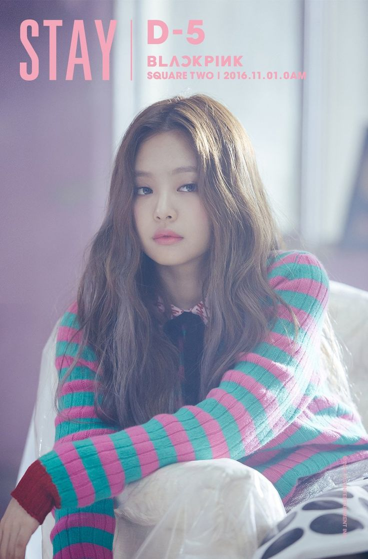 BLΛƆKPIИK • Stay Teaser Photos of Jennie #Blackpink #BP #YG #2016
