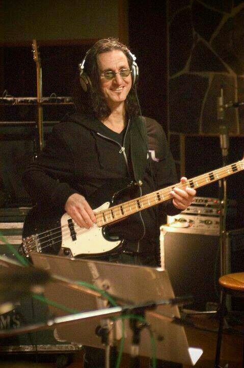 Geddy's adorable smile