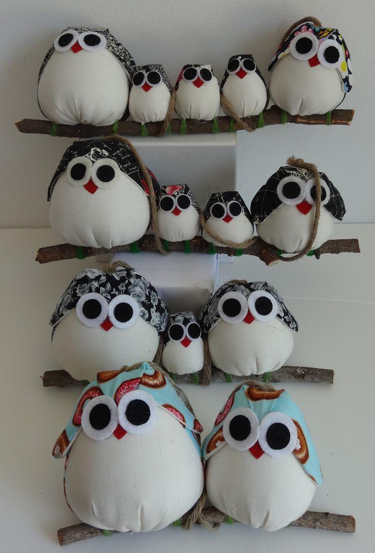 La Chouette Famille, boutique en ligne propose des chouettes décoratives et idées cadeaux originaux ou cadeaux de naissance