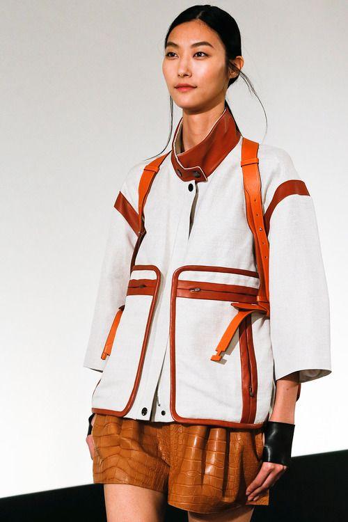 gretchenjonesnyc:  Damn!? Hermès, spring 2013