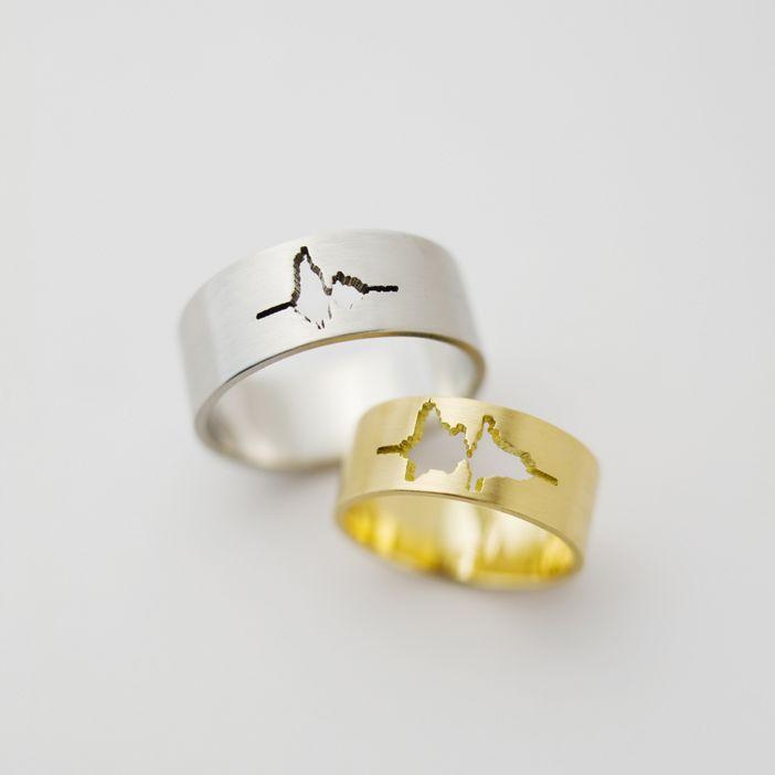 Best Alianzas ucI do ud de Sakurako Shimizo Wedding RingsSilver