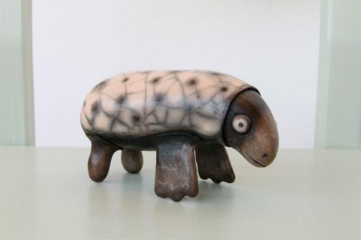 Strange Animals Simona Frigerio Ceramics  www.simonafrigerio.com