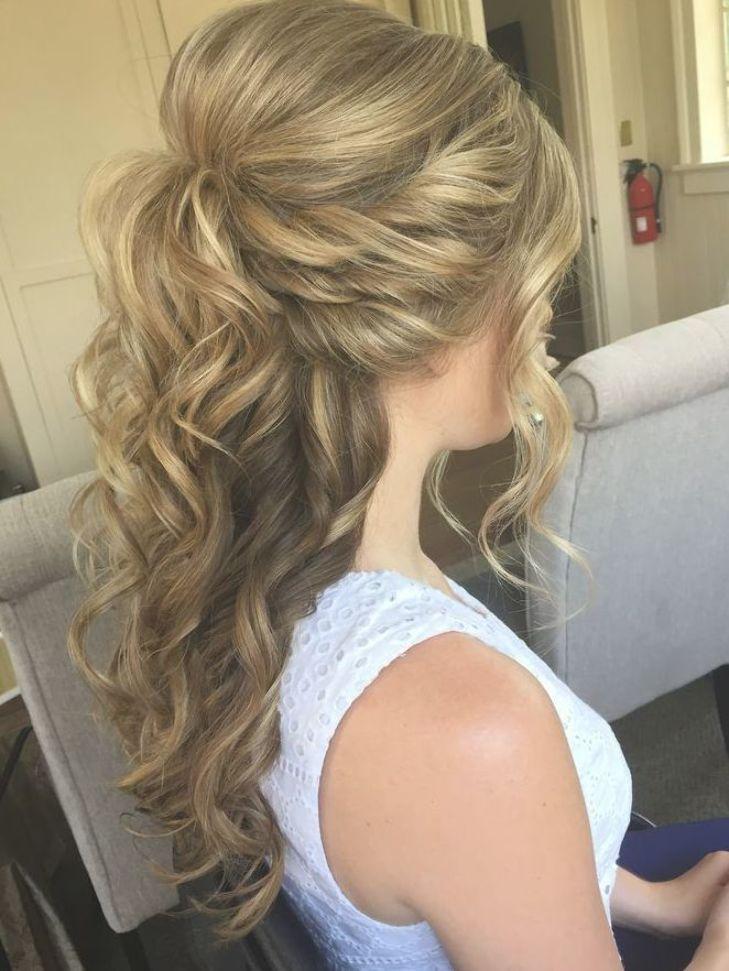The 16 Most Popular Hairstyles On Pinterest Right Now Hochzeitsfrisuren Lange Haare Brautfrisur Brautfrisuren Lange Haare