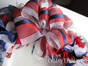 how to make a bow for a wreath - Bing Images