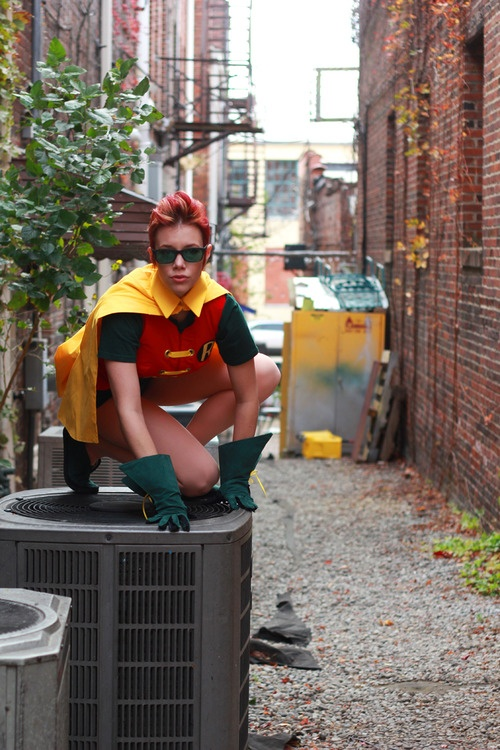 Robin (Carrie Kelley)