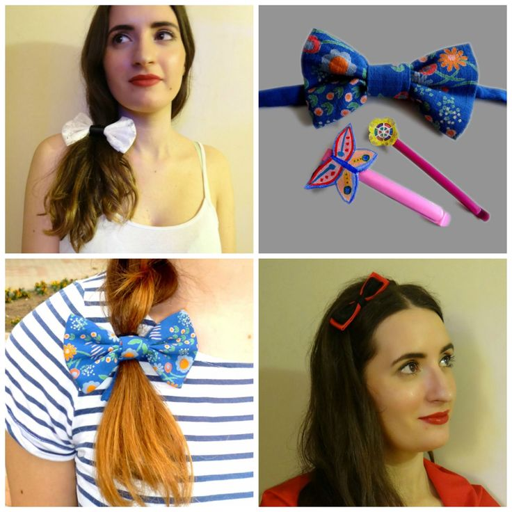 Lovely handmade hair accessories from Galupcik. Find more on www.galupcik.ro