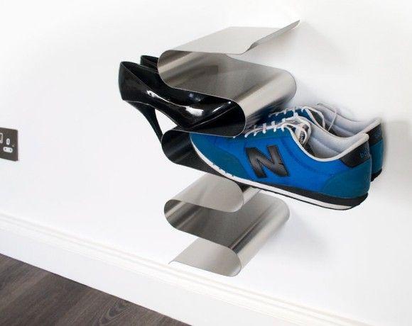 best 25 vertical shoe rack ideas on pinterest 5 door shoe rack 5 shelf shoe rack and make a. Black Bedroom Furniture Sets. Home Design Ideas