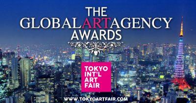 Global Art Awards 2016 - Tokyo International Art Fair - Best Artist Awards!