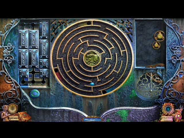 Little labyrinth... Both top class visuals and light sound effects in enjoyable Endless Fables: The Minotaur's Curse Collector's Edition Mac PC game are modern, there's nothing to complain about.