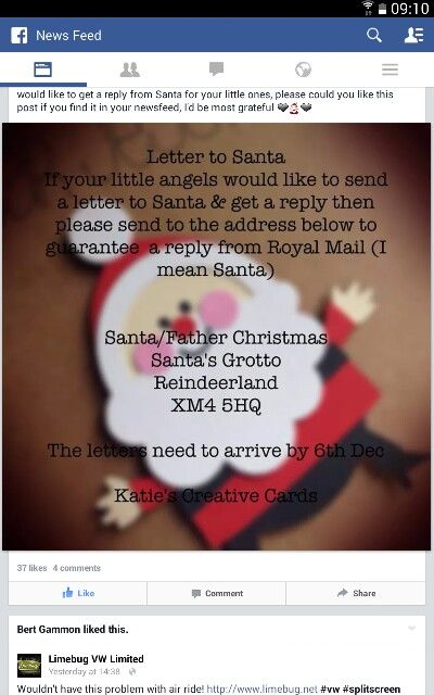 The 25 Best Santa Reply Letters Ideas On Pinterest
