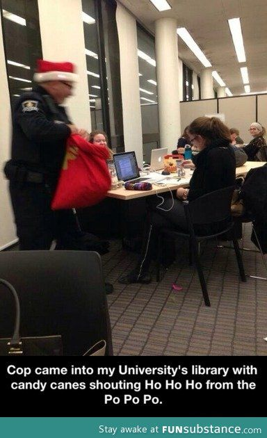 Best police officer   haha UoGuelph taking over pinterest too!