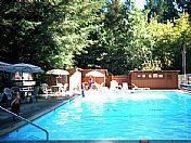 Cotillion Gardens RV Park  Felton, CA