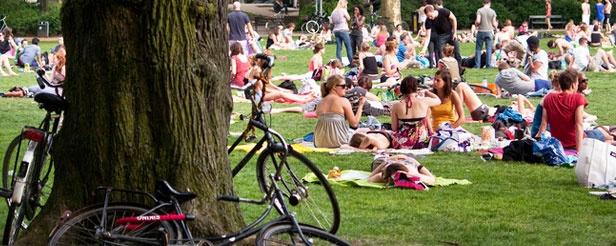 Utrecht Wilhelminapark