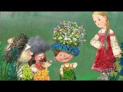 Как Новый год на свет появился - Мультфильм для детей - YouTube