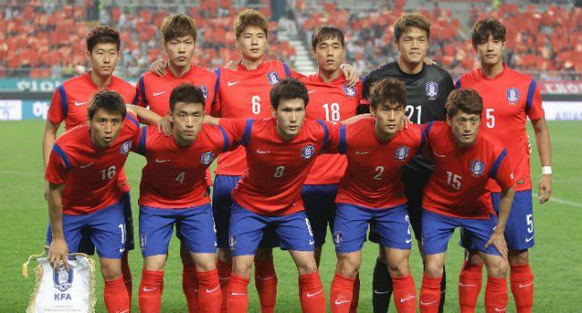 Rusland – Zuid-Korea WK 2014: geen doelpunten voor Korea