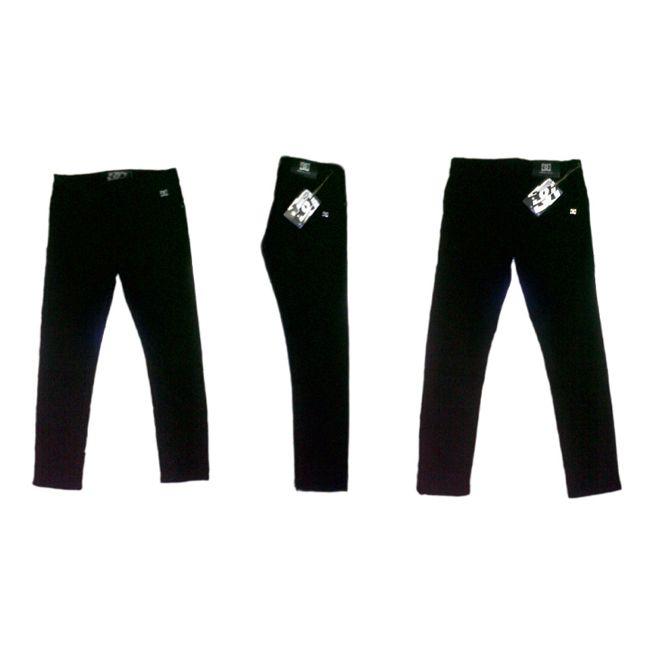 Code: JPDC1401  Style: Jeans Colour: Jet black
