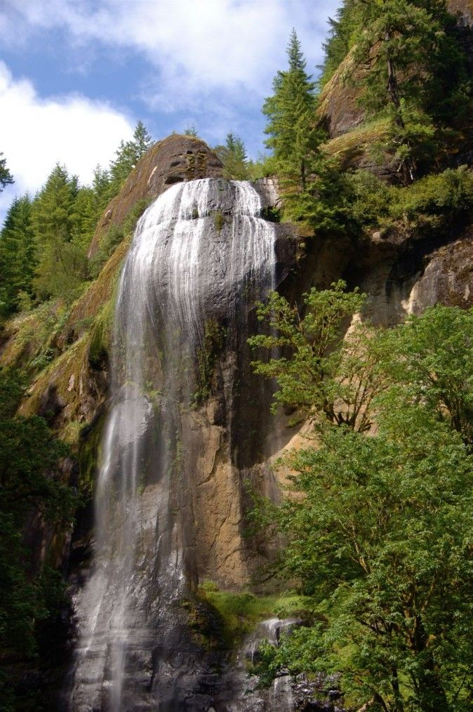 Golden and Silver Falls State Park is
