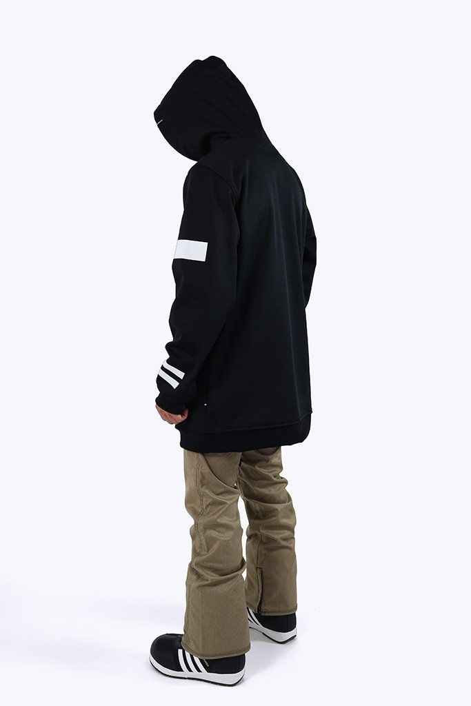 Indyslopestyle Mens Def Jam Technical Snowboard Hoodie