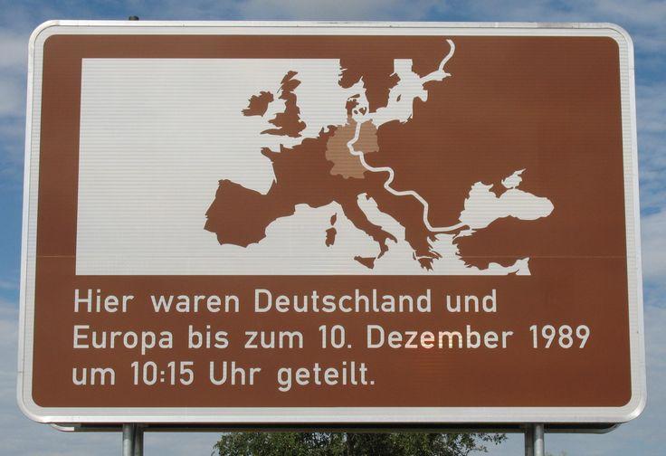 Geteiltes Deutschland und Europa